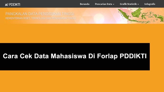 Forlap-PDDikti